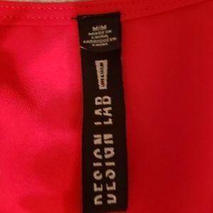 Design Lab Lord & Taylor Dresses - Red dress